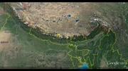 谷歌地球发现西藏可怕一幕,至今是未解之迷