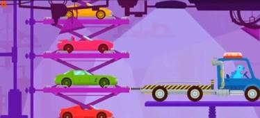 儿童汽车玩具视频68