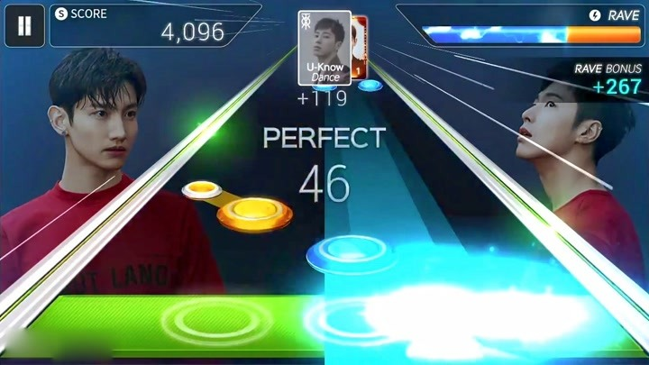 Superstar Smtown|Bounce-TVXQ!非全R卡三星