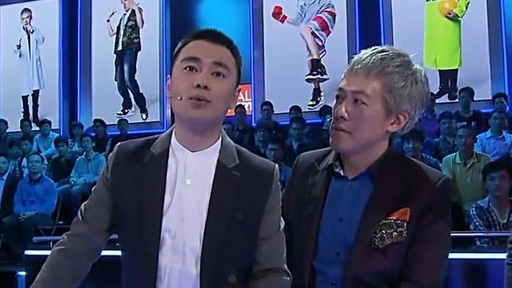男左女右:徐睿講話沒大沒小,蔡明當場秒變黑臉
