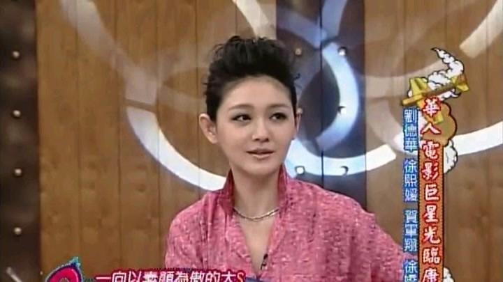 我自認為最好看部分的2010401康熙來了劉德華大小s蔡康永