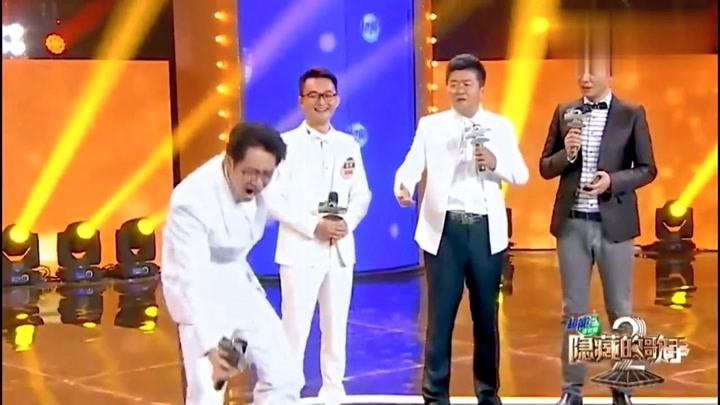 綜藝:陳漢典太搞笑,為了模仿蔣大為,在嘴里塞紗布