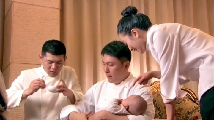 后厨:徐冰偶像来饭店指导,大师竟然没有味觉,这真是厉害