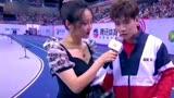 #超新星全运会#次日冠军发电榜采访,任豪