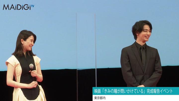 """吉高由里子、横浜流星の""""ゆりゆり""""とのギャップに驚き「ピンク髪のイメージが…」"""