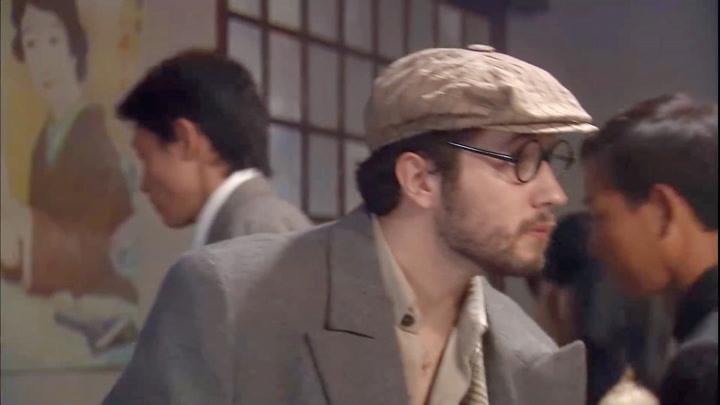 五號特工組:約瑟夫在火車上被日本人發現,幸得特工組相救