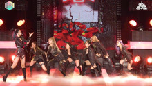 210130《音乐中心》直拍'Odd Eye' DREAMCATCHER FanCam